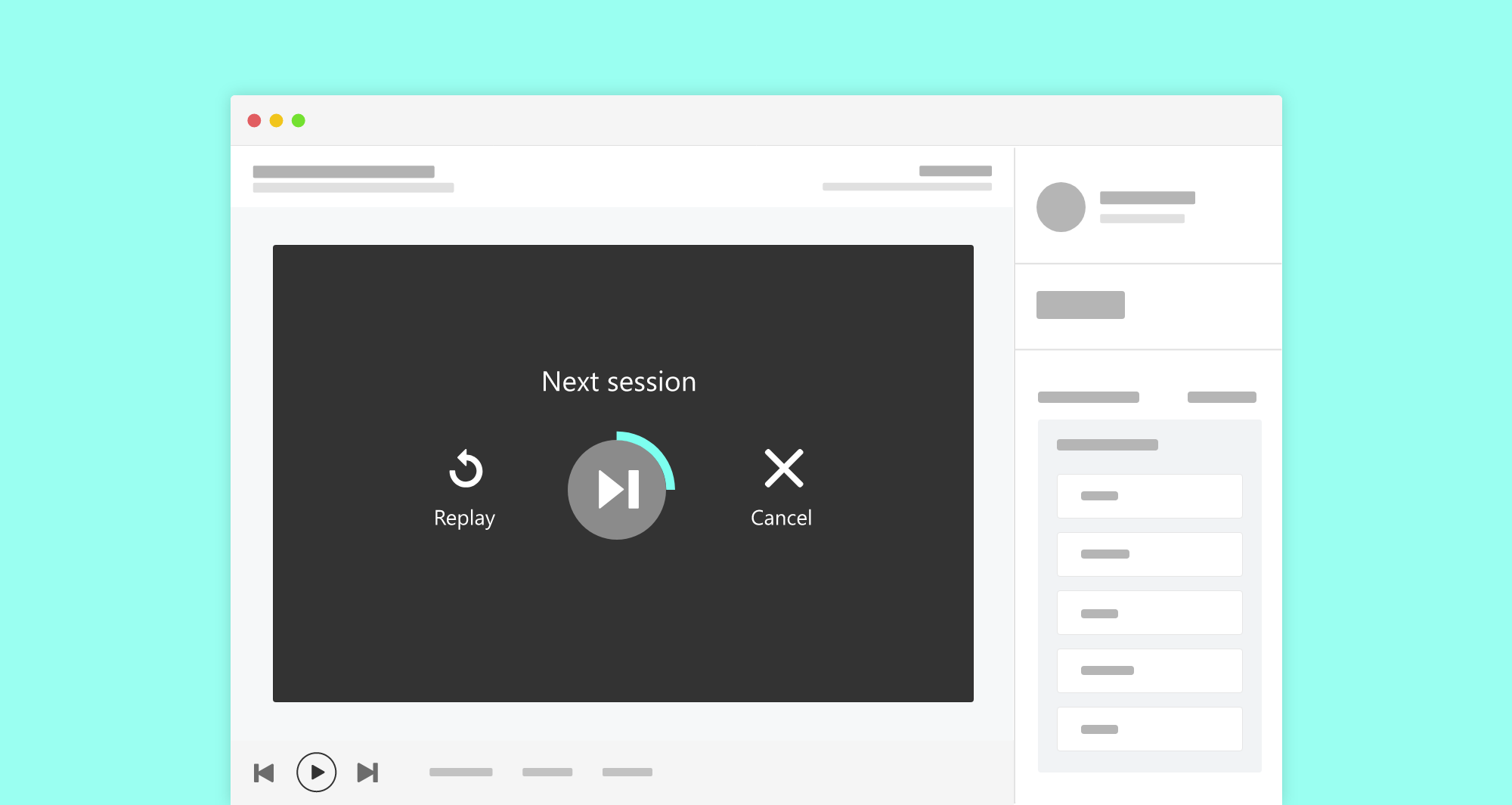Product update - LiveSession autoplay